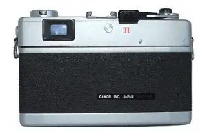 Canon Canonet QL19 New Model