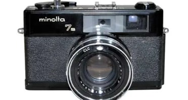 Minolta Hi-Matic 7s black paint version - featured.
