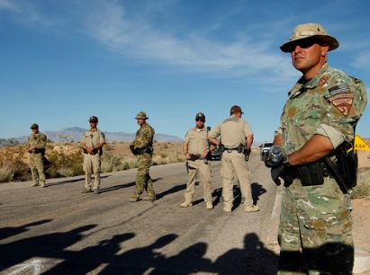 Forest service law enforcement & investigations is respponsible for the enforcement and investigation of violations to federals laws and regulations on. The Legislative Push To De Militarize The Blm Forest Service And Remove Their Law Enforcement Authority Rangefire