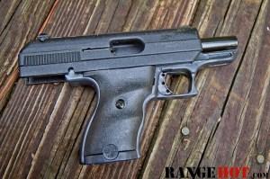 Hi Point 916 C9 handgun and 995TS carbine