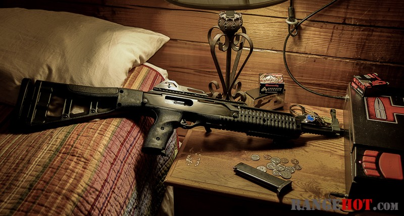 Hi-Point carbine in  380 Auto, it does make sense  - Range Hot