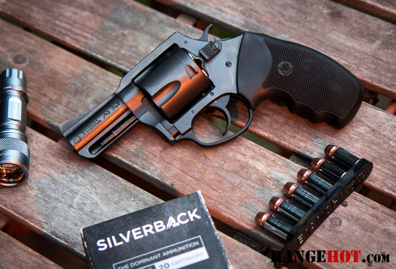 Charter Arms Pitbull in  45 Auto - Range Hot
