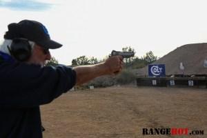 Colt Media Day 2016 - Range Hot