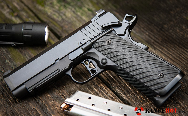 Dan Wesson TCP Loyal Sidekick  - Range Hot