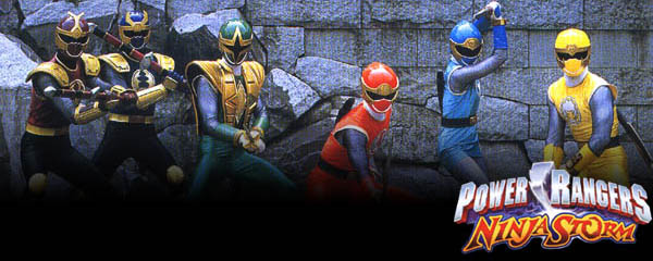 Image result for power rangers ninja storm