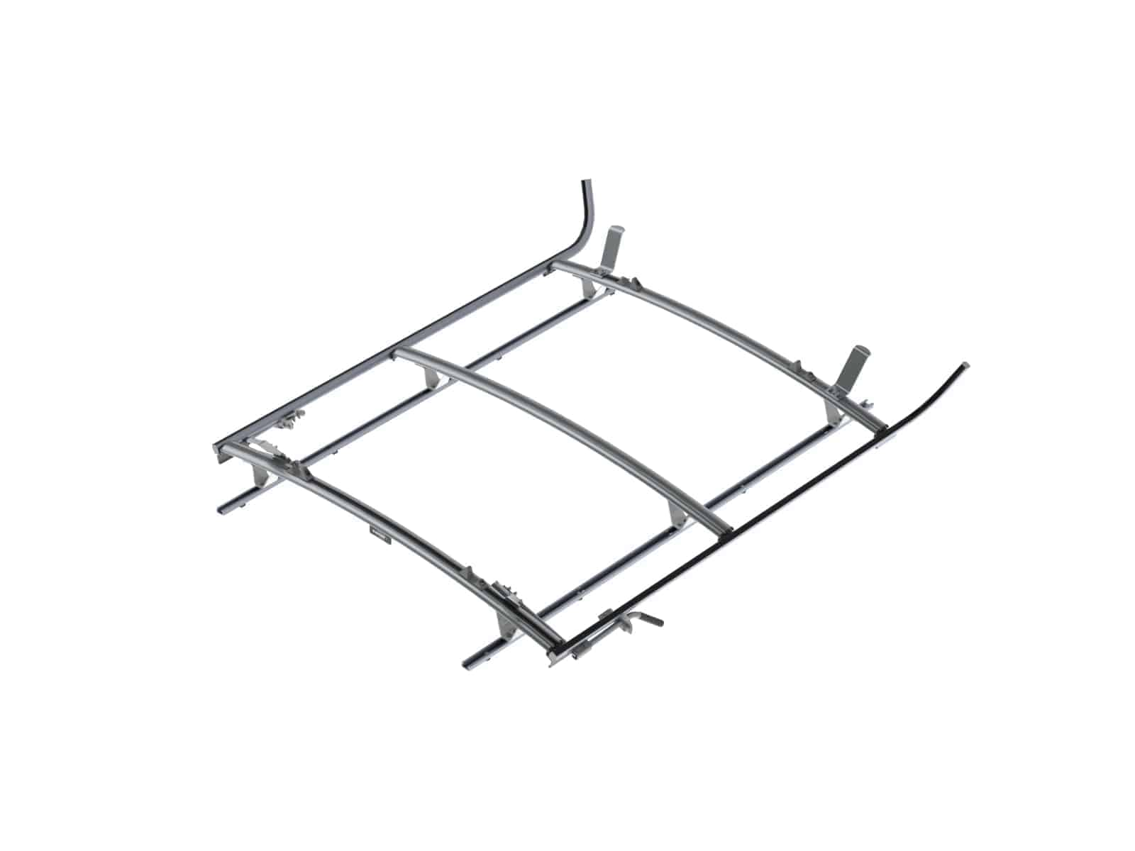 Double Side Ladder Rack For Ford Transit Lwb 3 Bar