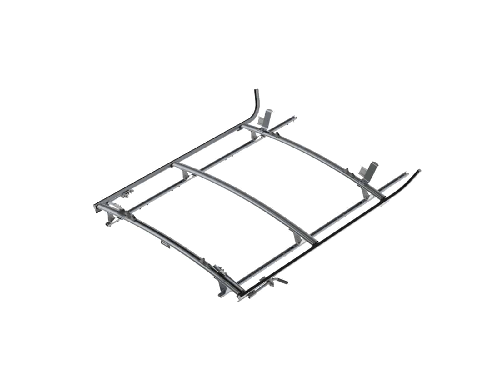Double Side Ranger Ladder Rack 3 Bar System Nissan Nv