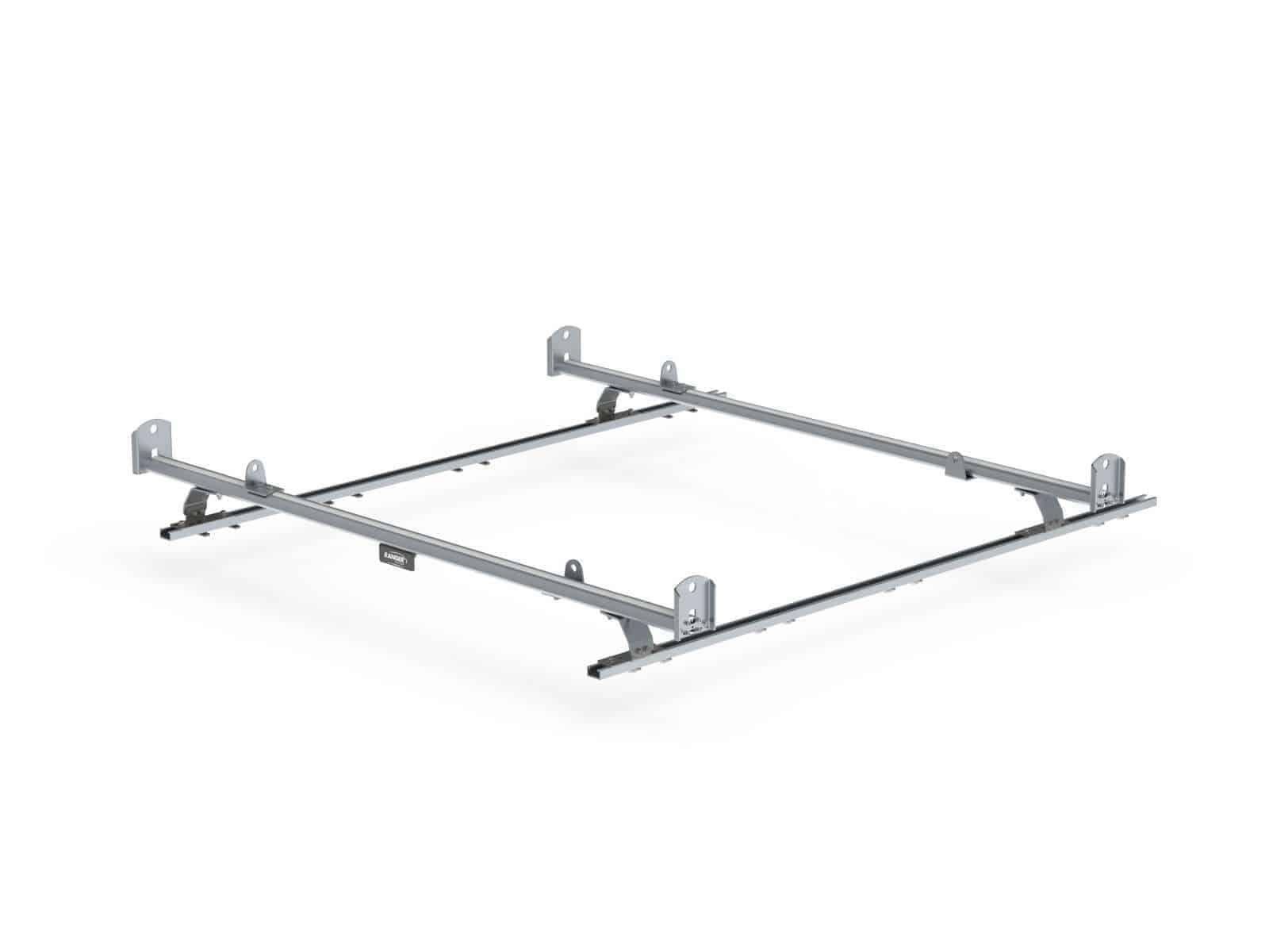 Cargo Rack For Vans 2 Bar System Nissan Nv Hr