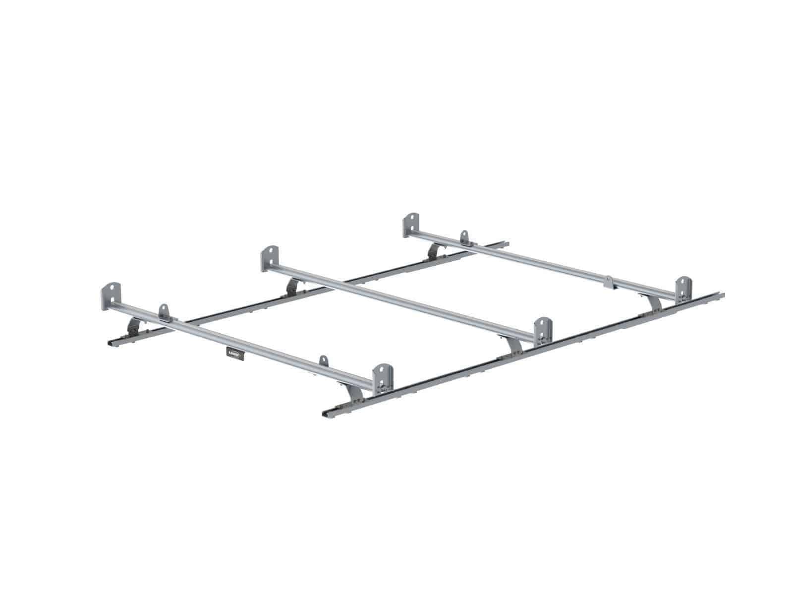 Cargo Rack For Vans 3 Bar System Nissan Nv Lr