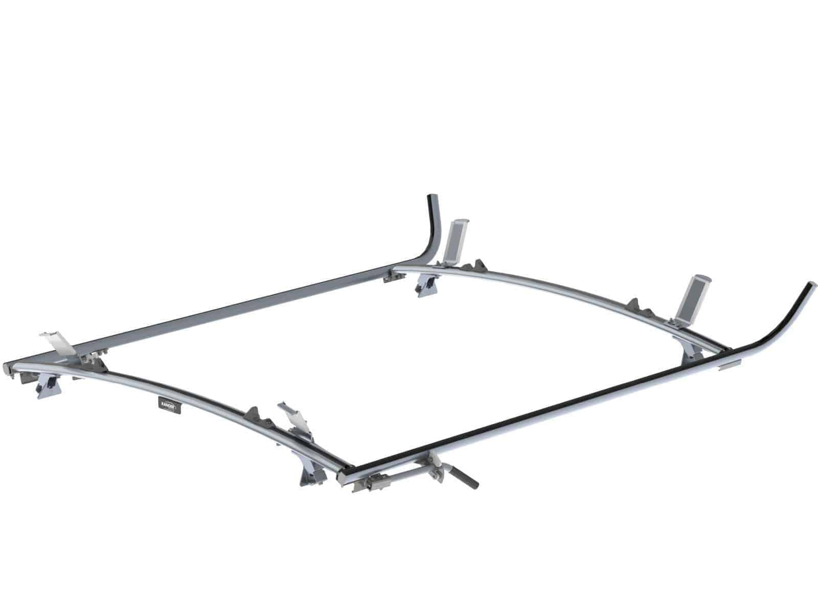 Double Side Ranger Ladder Rack 2 Bar System Gm Ford Full