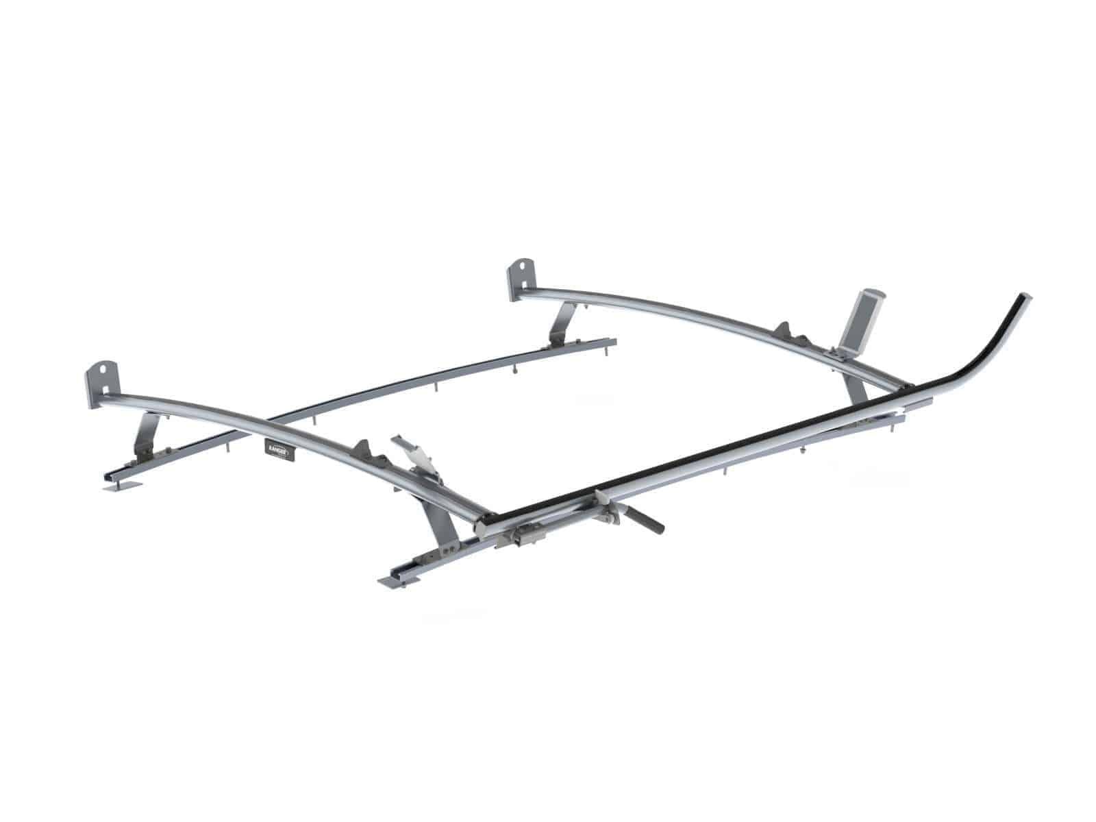 Single Side Ranger Ladder Rack 2 Bar System Ram C V