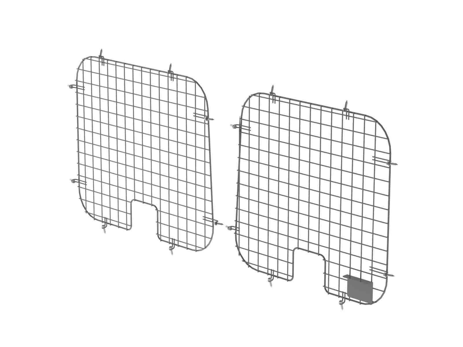Window Grill Set Ford E Series 2 Rear Discontinued