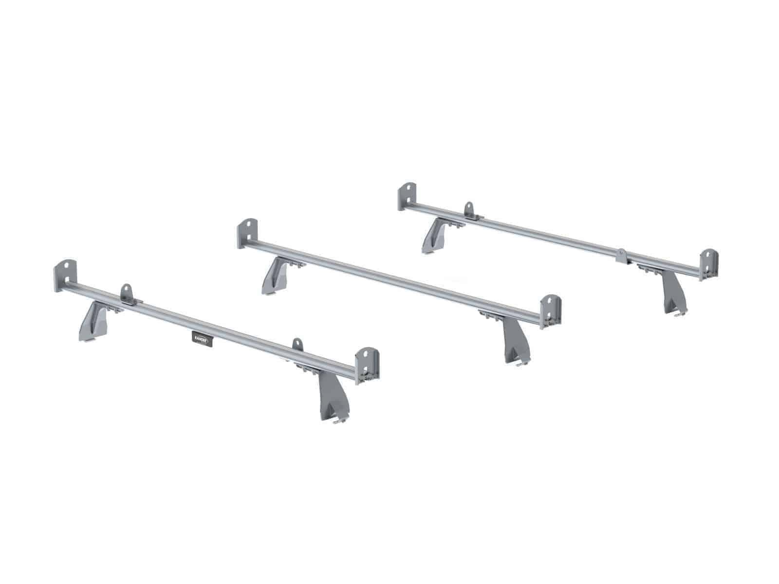 Cargo Rack For Vans Aluminum 3 Bar Ford E Series