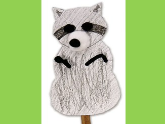 raccoon puppet 1156x650