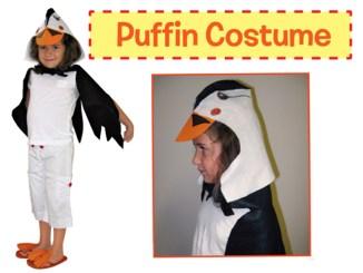 puffin costume