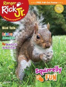 Ranger Rick Jr April 2015 Cover