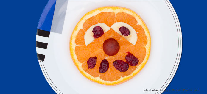 Fruity Jack O Lantern