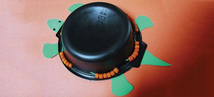 turtle tambourine