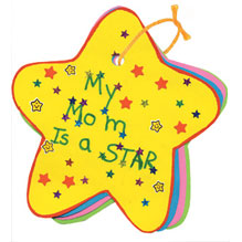 Moms a star card