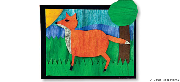 3D wildlife art