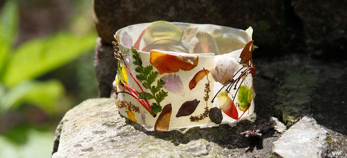 nature bracelet