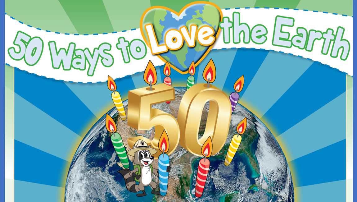 50 Ways to Love the Earth
