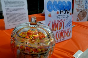 Candy Corn Raffle!