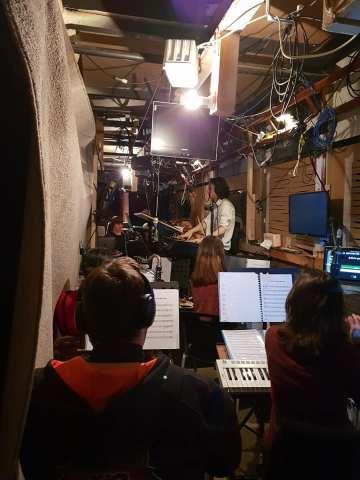 Jem Sherwill Conducting
