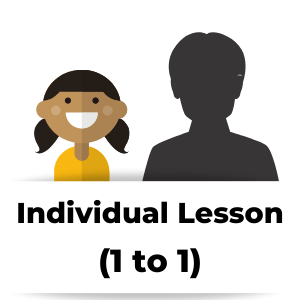 Individual Lesson (1 Educator to 1 Learner)