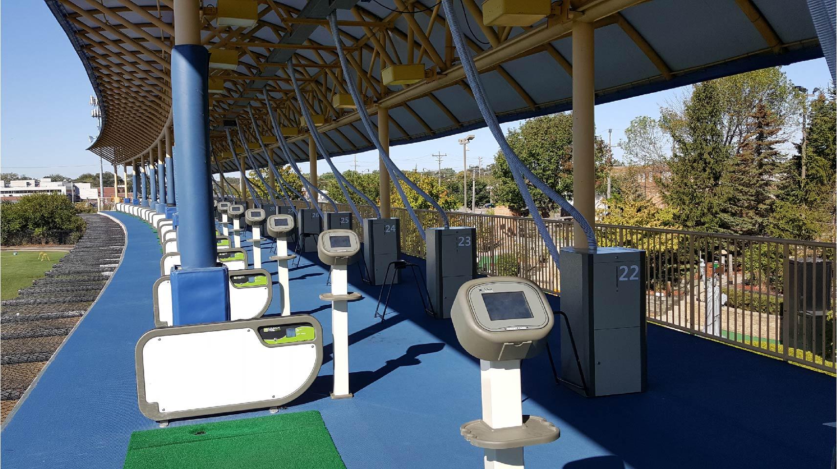 skokie sports park chicago range automation systems skokie sports park chicago range