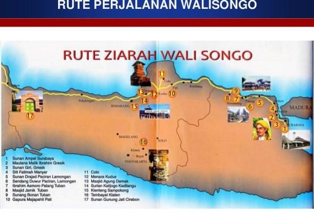 Paket Ziarah Walisongo