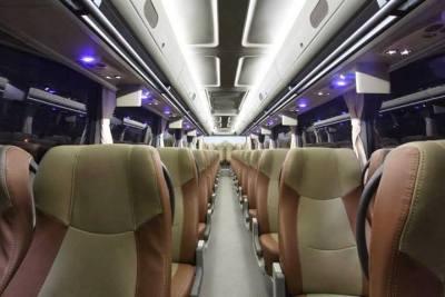 Harga Sewa Bus Medium Semarang