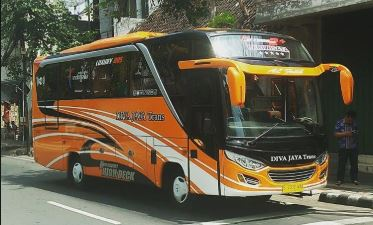 Sewa Bus Mini Magelang