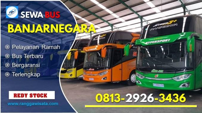 Daftar Harga Sewa Bus Pariwisata Banjarnegara