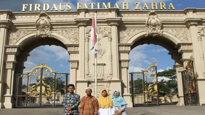 Wisata Semarang Firdaus Fatimah Az Zahra