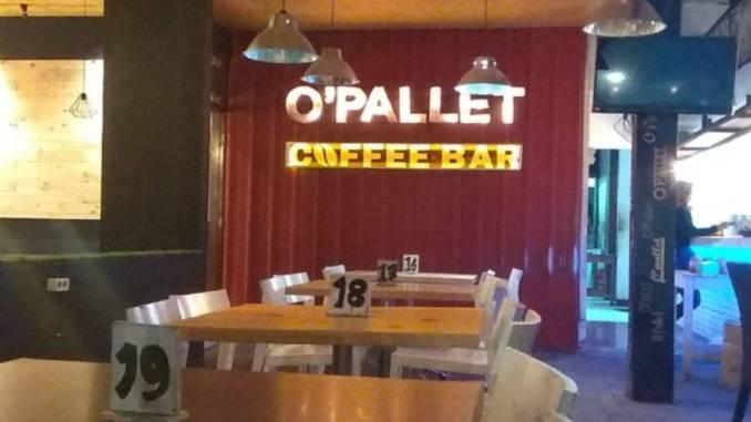 Opallet Cafe