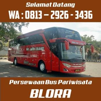 Sewa Bus Pariwisata Blora