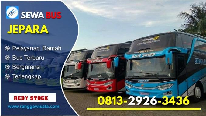 Daftar Harga Sewa Bus Pariwisata Jepara