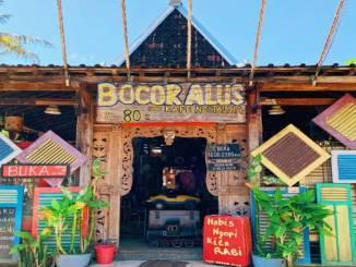 Cafe Jogja Kafe 80's Bocor Alus