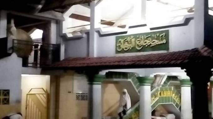 Masjid K.H Burham