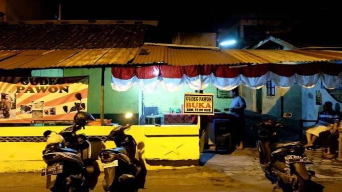 Rumah Makan Gudeg Pawon