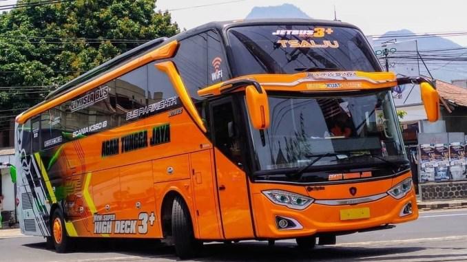 Sewa Bus Jepara Murah Terbaru