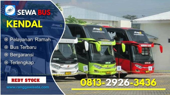 Daftar Harga Sewa Bus Pariwisata Kendal