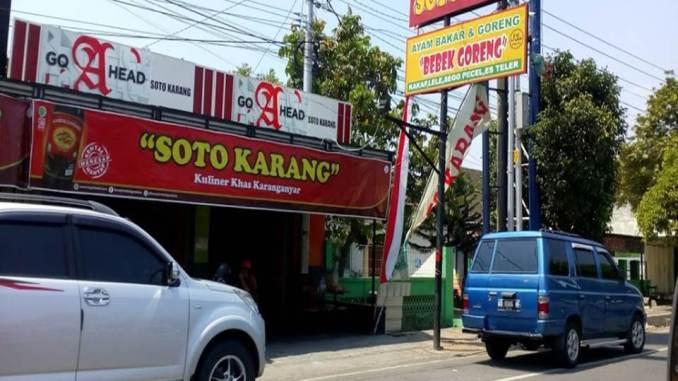Soto Karang (Kuliner Khas Karanganyar)