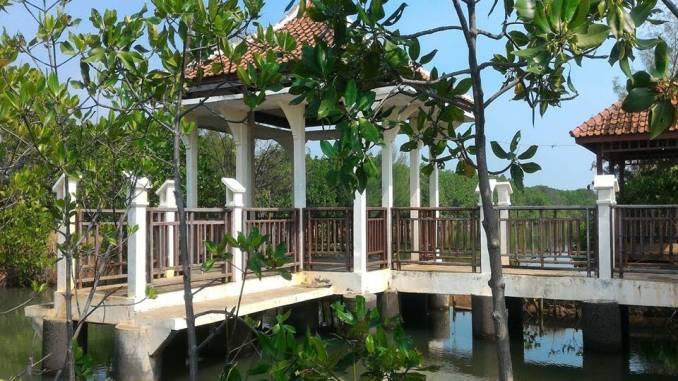 Taman Mangrove Park Pekalongan