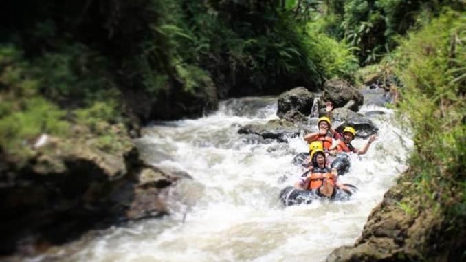 Mangu River Tubing Magelang