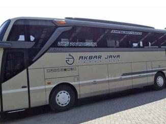 Sewa Bus Pati Murah Terbaru