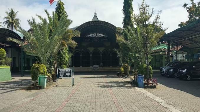 Masjid Agung Darul Muttaqin Purworejo