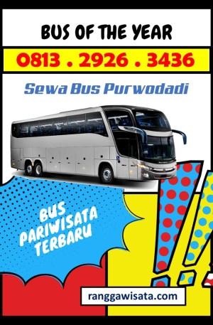 Sewa Bus Purwodadi