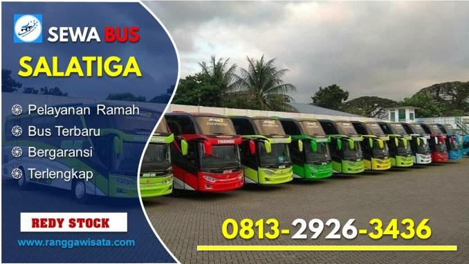 Daftar Harga Sewa Bus Pariwisata Salatiga